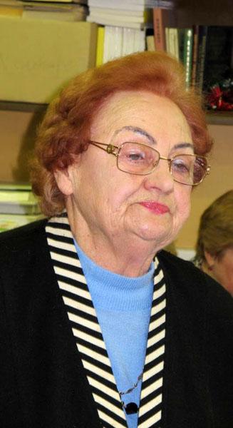 Комарова Ирина Нигматовна