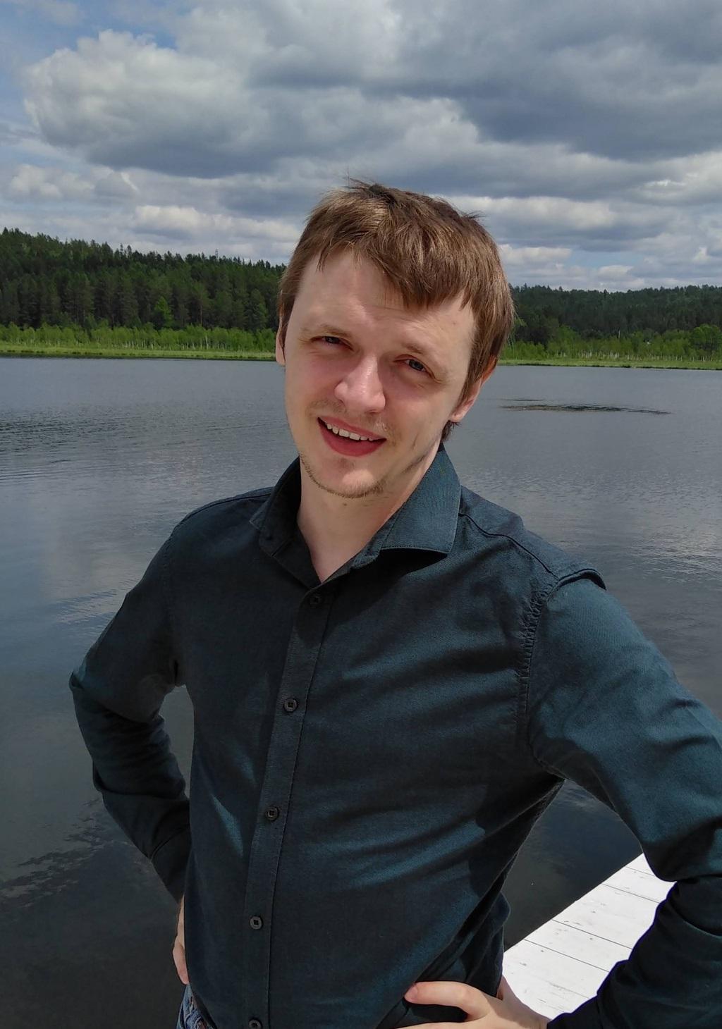 Чумак Дмитрий Владимирович